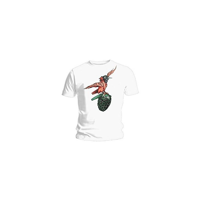 Koszulka SYSTEM OF A DOWN wht t mens bi