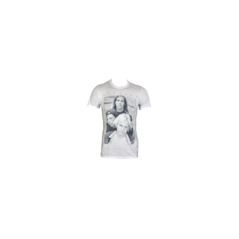 Nirvana - Group Photo - t-shirt