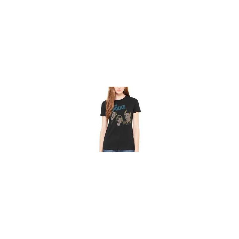 Koszulka The Police - Outlandos D'Amour - Sting - t-shirt