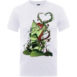 Batman Poison Ivy Bombshell Mens White