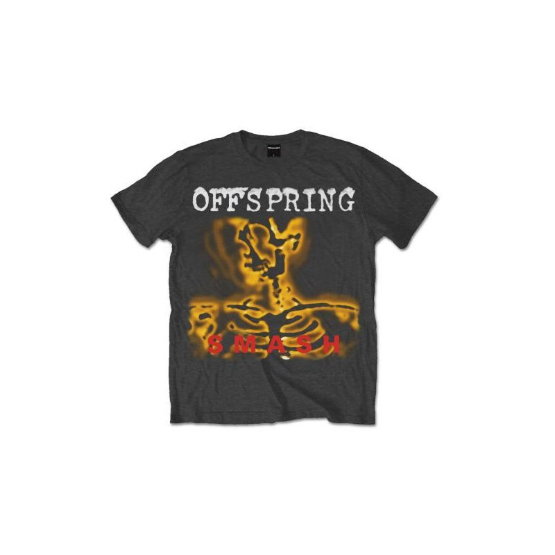 Koszulka The Offspring Smash 20 Mens Black