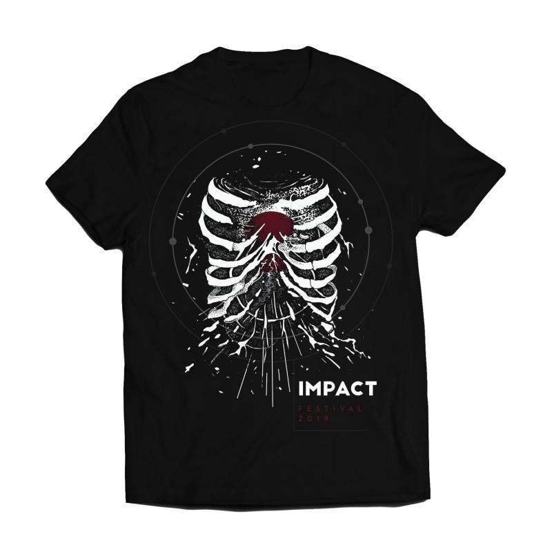 Koszulka Impact Festival 2018 (Ozzy Osbourne) UNISEX