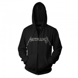 Bluza z kapturem Metallica Phantom Lord rozpinana