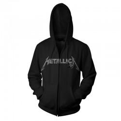 Bluza z kapturem Metallica Phantom Lord rozpinana