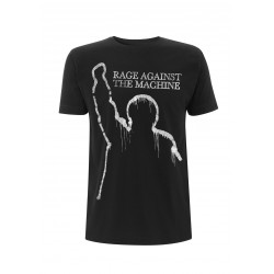 Koszulka T-shirt Rage Against The Machine Battle of Los Angeles - czarna