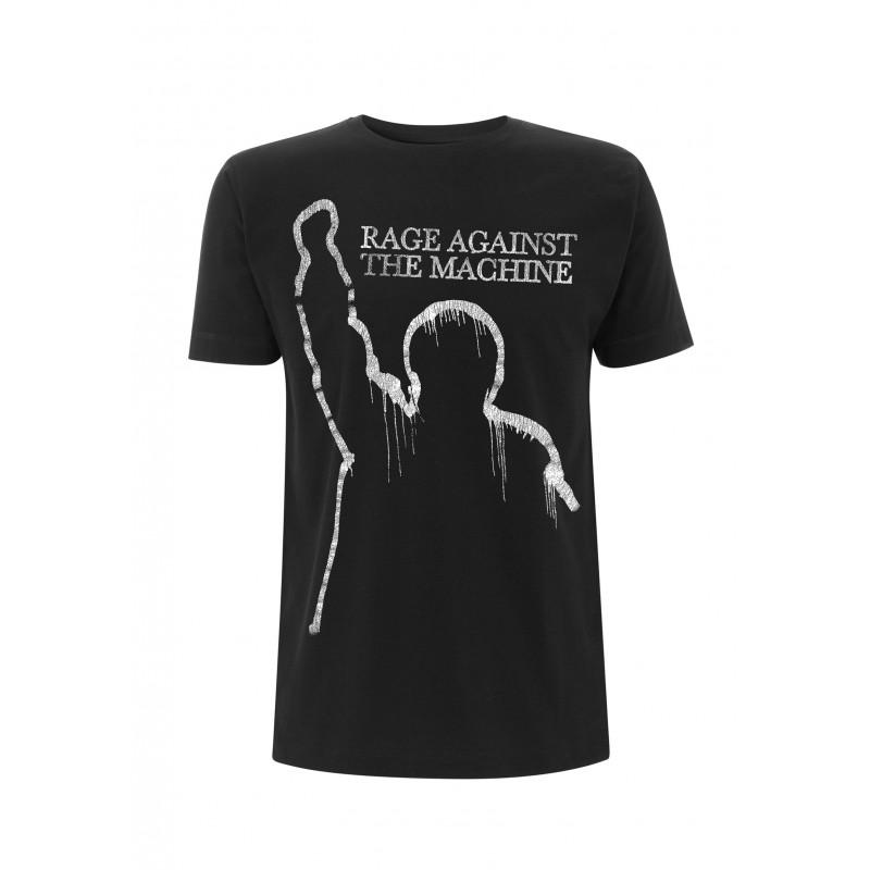 Koszulka T-shirt Rage Against The Machine Battle of Los Angeles - czarna