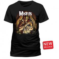 Koszulka Misfits - Dead Or Alive - t-shirt