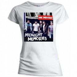 Koszulka One Direction -  Midnight Memories - t-shirt