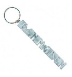 Brelok do kluczy Iron Maiden - Logo without Tails - Key Ring