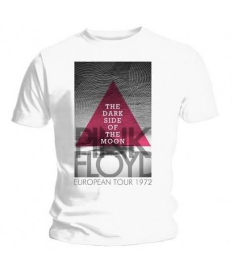 Koszulka Pink Floyd - Dark Side Euro Tour 72 - t-shirt