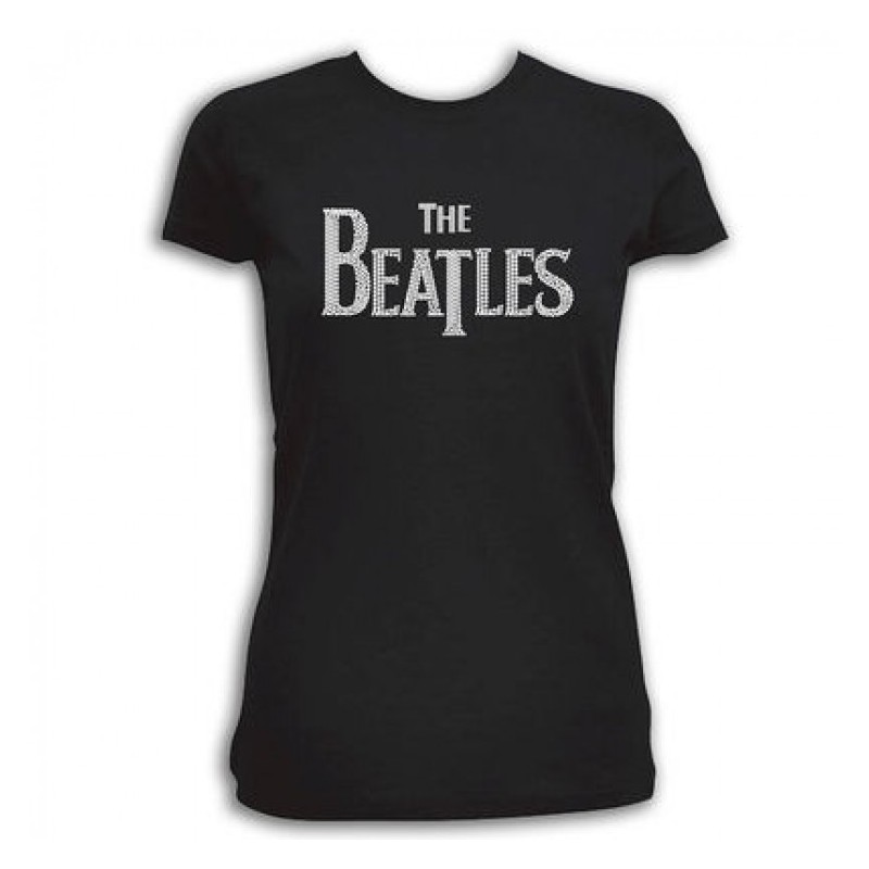 The Beatles - Drop T Logo