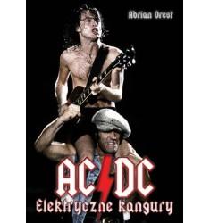 Książka AC/DC - Elektryczne Kangury - book
