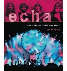 Książka Echa. Kompletna historia Pink Floyd - book