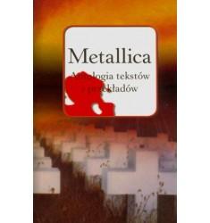 Książka Metallica. Antologia tekstów i przekładów - book
