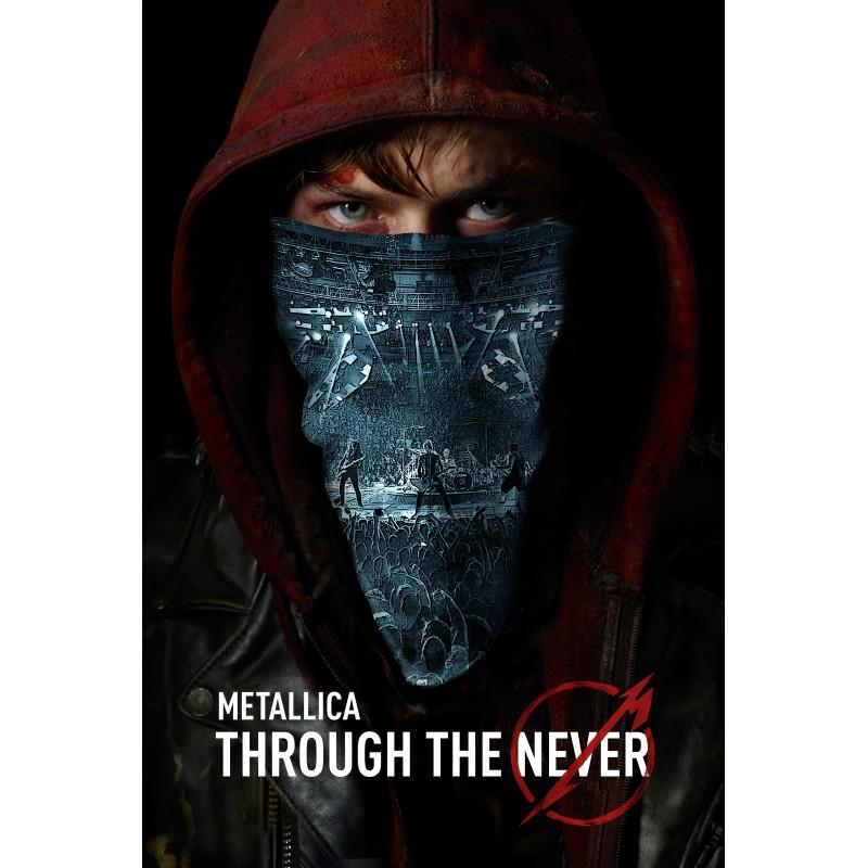 "Plakat ""Through The Never"""