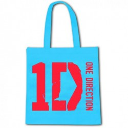 Torba - One Direction - Logo Eco Blue - bag