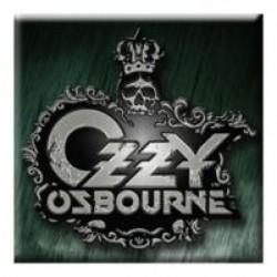 Magnes na lodówkę Ozzy Osbourne - Crest Logo - fridge magnet