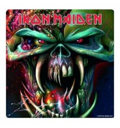 Iron Maiden - The Final Frontier Individual Cork Coaster
